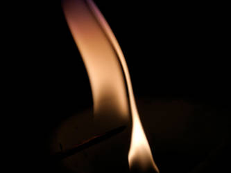 Flame of My Life by EmmaVirus