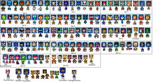 All Dr.Max Robotmasters OLD by hfbn2