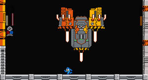 Impact Transformer Battle - 8-Bit by hfbn2
