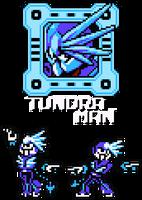 Tundra Man 8-Bit by hfbn2