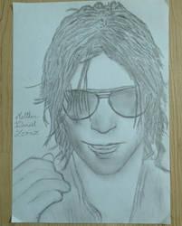 Michael Andrew Duff McKagan by Matthias-D-Zerez