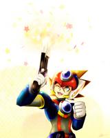 Starry pistol~ by lilrikku
