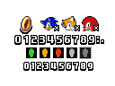 Sonic Colors Styled HUD by goncas23