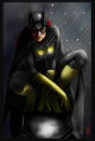 Batgirl by KerbauArt