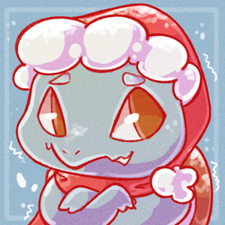 Holiday Icon Requests 2018: LettuceLechuga by Wooled