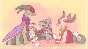 CM: It's Teatime! by Wooled