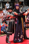 Team Korea 2010 Parade by Wakaleo