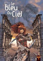 LE BLEU DU CIEL -vol.2- cover by Karafactory