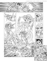 La Guerriere Innocente  -Volume 2 -page 1 preview by Karafactory