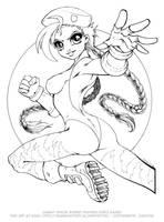 CAMMY fan art by Karafactory