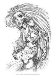 Big Sister by Karafactory