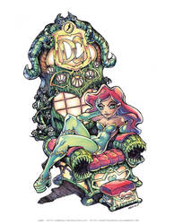 Her Majesty Poison Ivy ! by Karafactory