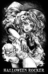 Halloween Rocker by Karafactory