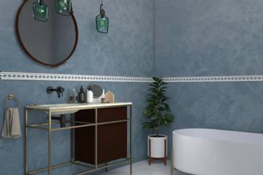 Bathroom by Sabrina1497