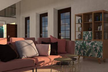 Living Room by Sabrina1497