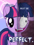 MLP - Two Sides of Twilight Sparkle by TehJadeh