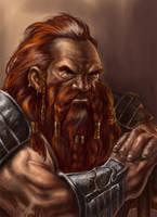 Red Dwarf by caananwhite