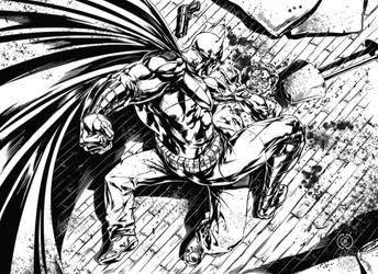 Batman by caananwhite
