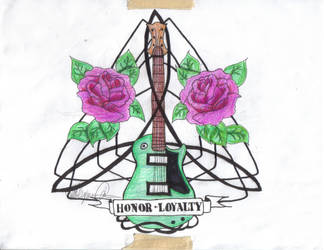 Honor. Loyalty. by CastleLove
