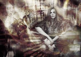 Radioactive|Cara Develingne by BrightClouds