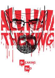 Bloody Heisenberg by cunaka