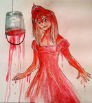 Carrie White by ArtByEllySo