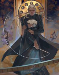 Shield by awanqi