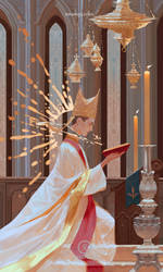 St Denis by awanqi