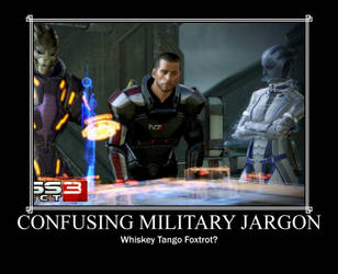 Confusing Military Jargon by zombieinfect10