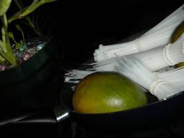 Mangoes by rahah