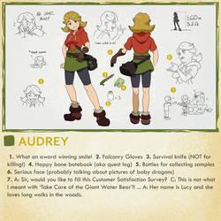 *NEW* Audrey Concept Sheet by Carrot-Ache