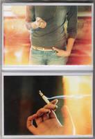 cigarette smoker by ennu