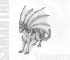 my char by Samantha-dragon
