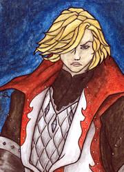 Leon Belmond from Castlevania by Samantha-dragon