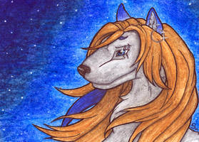 Stars in the Eyes by Samantha-dragon