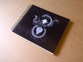 Commission: Sketchbook for Ffey by Samantha-dragon