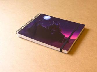 Commission: Sketchbook for Eleweth by Samantha-dragon