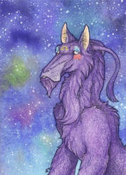 ACEO/ATC: Lost In Memories by Samantha-dragon