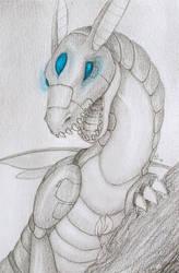 Gift: Bestie by Samantha-dragon