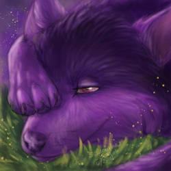 Gift: Galaxis by Samantha-dragon