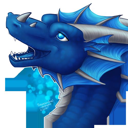 Raffle prize: Happy Myra by Samantha-dragon