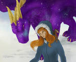 Contest/Event: The Arrival by Samantha-dragon