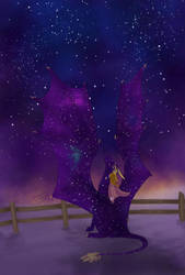 Contest/Event: Dance for Stars by Samantha-dragon