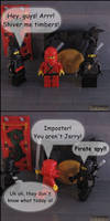 Talk like a Pirate Day by Bricknave