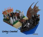 Going Coastal by Bricknave