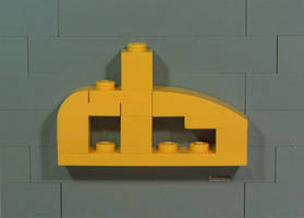 LEGO deviantArt logo by Bricknave
