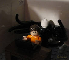 LEGO Slenderman by Bricknave
