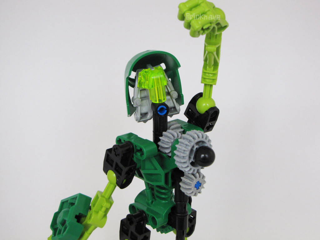 Poseable Gear Arm by Bricknave