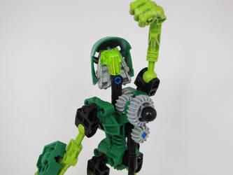 Poseable Gear Arm by Bricknave
