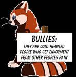 Sammi On Bullies by Silver-TailedHawk